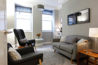 City Therapy Rooms to rent in London | Room 1