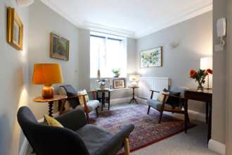 City Therapy Rooms to rent in London | Room 6
