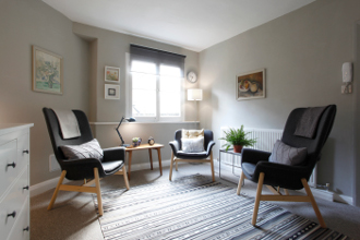 City Therapy Rooms to rent in London | Room 8