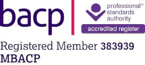 BACP Membership Logo for Laura Solomons